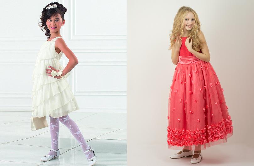 0e30d34246aa80f Новогодние платья для девочек 10-12 лет: фото, новинки, как выбрать
