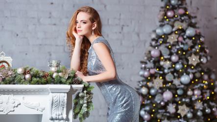 Платья на новый год 2019: тренды, новинки, фото