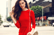 Модные платья осень-зима 2018-2019: фото, новинки, стильные образы