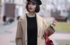 Кашемировое пальто — классическое решение под любой образ