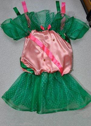 Новогодний костюм конфетки своими руками