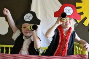 костюм пирата фото