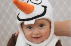 Новогодний костюм для детей от 0 до 3-х лет