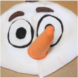Новогодний костюм снеговик 2019 фото