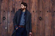 Мужское демисезонное пальто — как выбрать?