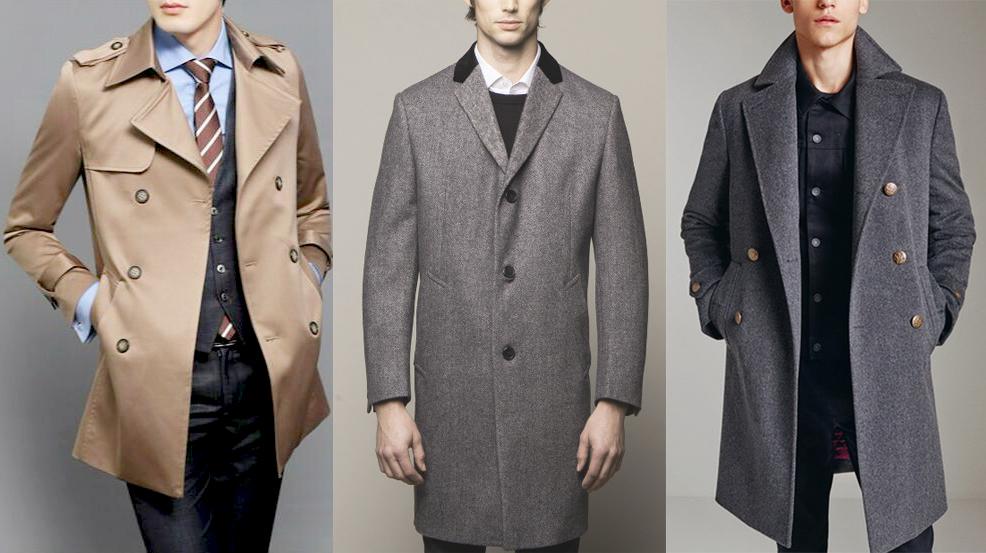 Мужские демисезонные пальто