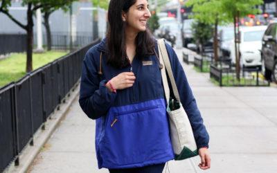 Женский анорак: с чем сочетать, как носить
