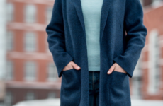 Модные пальто из вареной шерсти: модели 2020-2021