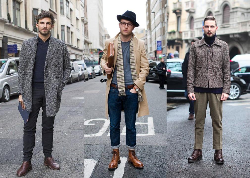 Мужское пальто 2018