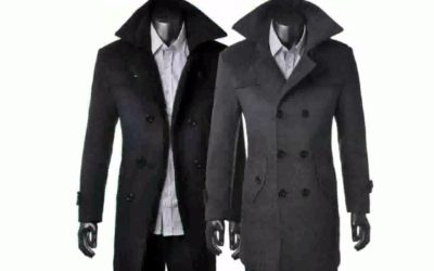 Мужское драповое пальто: 5 причин для статусной покупки