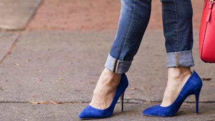 Модные женские туфли 2019 года на фото