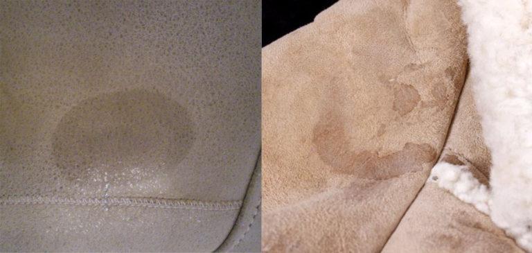 Как отчистить пятно грязи с дубленки фото
