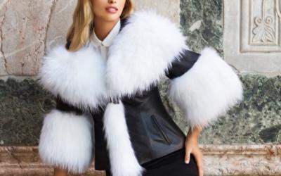 Женская одежда из натурального меха: меховая мода 2019