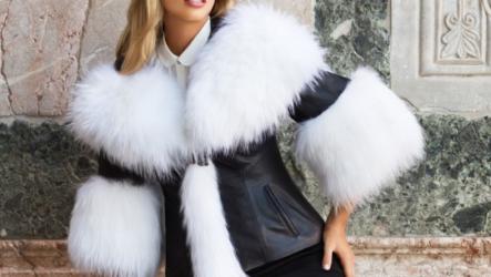 Женская одежда из натурального меха: мода 2020-2021