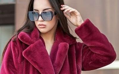 С чем носить норковую шубу кокон зимой 2019-2020 года?