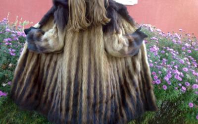 Особенности меха шубы из хонорика. Какие о ней отзывы?