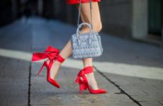 Какой цвет туфель выбрать на весну 2019