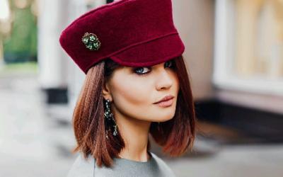 Женские шапки осень-зима 2018–2019: модные тренды
