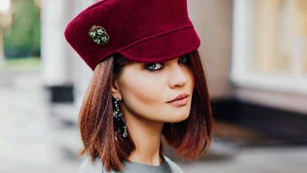 Женские шапки осень-зима 2019-2020: модные тренды