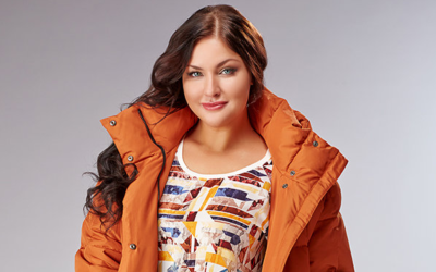Какой пуховик выбрать полной девушке на зиму? Модные пуховики 2019-2020: фото, тренды