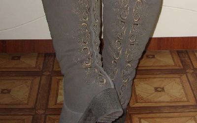 Зимние сапоги на полную ногу — рекомендации по выбору