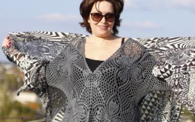 Мода для полных женщин осень-зима 2019-2020
