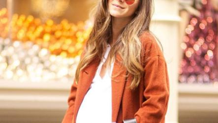 Пальто для беременных: модели 2020-2021