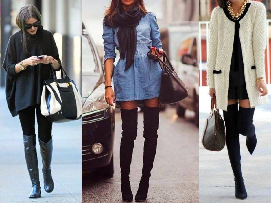 что носить если худые ноги - выбор обуви