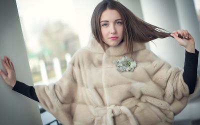 Самые модные модели норковых шуб зимой 2019-2020
