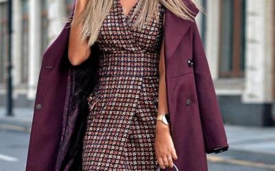 Mодные женские плащи осень-весна 2020 года