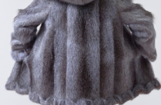 Шуба-медуза из норки и нутрии: особенности кроя