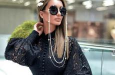 Модный рукав 2020: тренды сезона